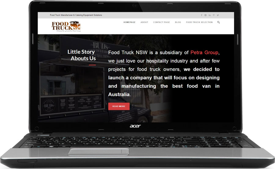 truck_website_design