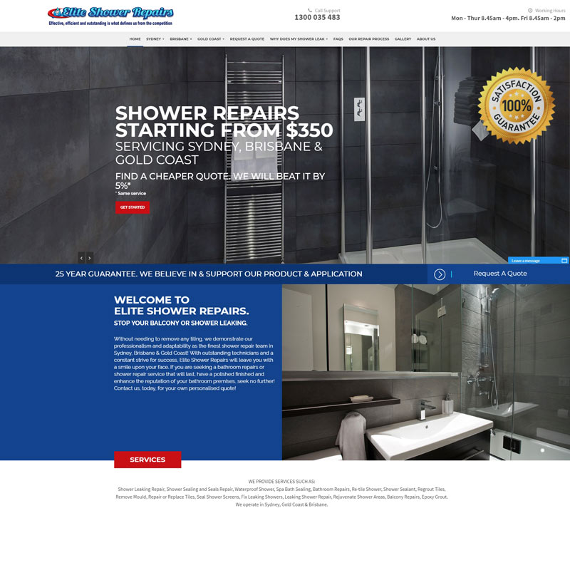 Elite-Shower-Repairs