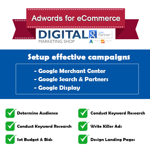 Adwords for ecommerce in Australia